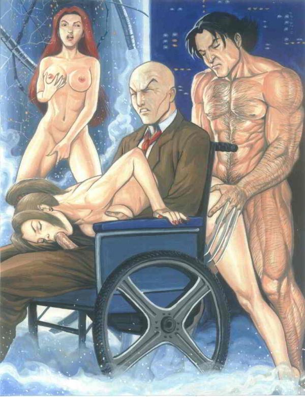 Emma Frost | X-Men Porn