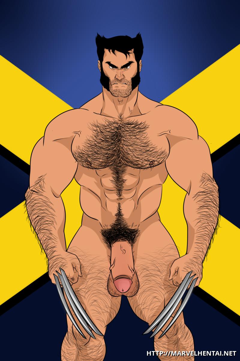 hentai Marvel mystique